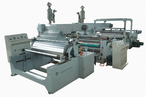 Double Mainframe Extrusion Complex Machinery Unit